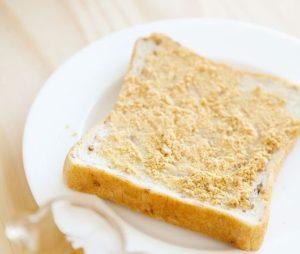 黒豆きな粉トーストイメージ